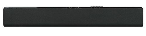 Yamaha YAS105BLB Soundbar with Dual Built-in Subwoofers - Black
