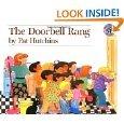 The Doorbell Rang and Clocks and More Clocks / 2 books (Clocks And More Clocks By Pat Hutchins)
