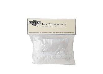 Cattura Polvere Fai Da Te.Liberon Tcp10 Panno Cattura Polvere Confezione Da 10 Pezzi