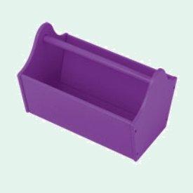 KidKraft Toy Caddy-Grape (Kidkraft Wood Toy Caddy)
