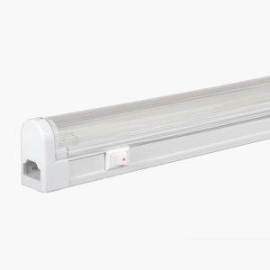 Jesco Lighting SG-LED-24/30w-SW 3000K Sleek LED with Switch, White, 24