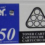 Brother Genuine Black Toner Cartridge, TN350, Replacement Black Toner, Page Yield Up To 2,500 -