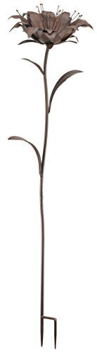 Regal Art and Gift Giant Flower Stake, Lily by Regal Art & Gift