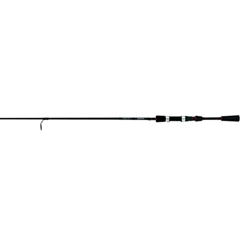 Daiwa Foam Rod - Daiwa LAG701MHFB 7-Foot Laguna Trigger Rod with 10 to 20-Pound Line Weight, Fast Action, No. 8 Guides, Black Finish
