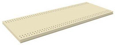 Lozier Store Fixtures SD416N PLT 4 ft. Wide x 16 in. Deep44; Platinum Base Deck - Pack of 4 (Fixtures Lozier Store)