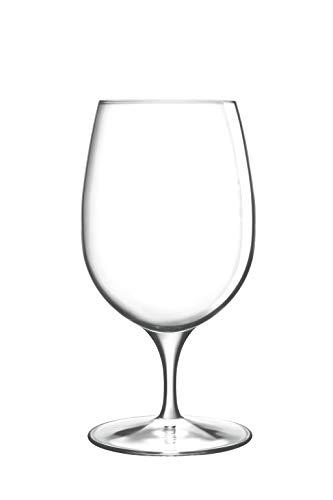 Luigi Bormioli 09462/06 Palace 14.25 oz All All Purposes Glasses (Set Of 6), Clear (Goblet Purpose Glass)