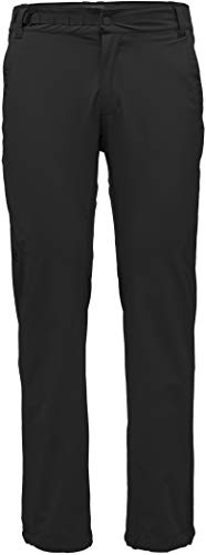 - Black Diamond Alpine Light Softshell Pants - Men's Black Medium