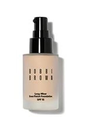 BOBBI BROWN Long-Wear Even Finish Foundation SPF15 1 oz / 30 ml New !!