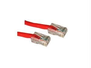 5ft CAT5e Assembled Patch Cable Red (Assembled Red Patch Cable)