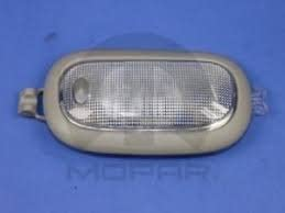 Genuine Chrysler 5JG58BD1AD Electrical Dome Lamp