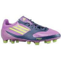 adidas F50 adizero TRX FG SYN US Women's 10 M (UltraPurple/Electricity/NightSky)