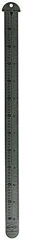 Gaebel Printers Line Gauges (12 In.) - 12 In. 1 pcs sku# 1840209MA (Printers Ruler)