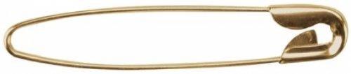 Darice Jewelry Designer 2-1/4 Inch French Jewelry Pins - 50PK/Gold FBA_1939-15