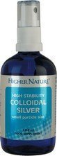 Higher Nature Colloidal Silver Spray - 100ml by Higher Nature