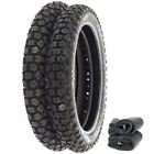 Shinko SR244 Dual Sport Tire Set - Honda CR125R/M XR200R CR/MR/MT/XL250 XL350K - Tires and Tubes