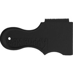 Wax Buddy Surf Wax Combs All Colors (Black)