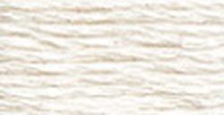 DMC 116 12-B5200 Pearl Cotton Thread Balls, Snow White, Size 12