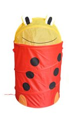 - Kids Pop Up Hamper, Lady Bug