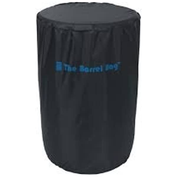 55 Gallon Heavy Duty Plastic Drum Covers