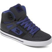 DC Spartan High WC Shoes Nautical Blue