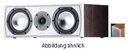 Canton GLE 455 Speaker (Single,Center-ChannelWalnut)