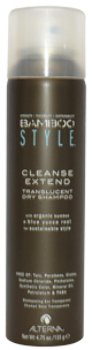 Unisex Alterna Bamboo Style Cleanse Extend Translucent Dry S