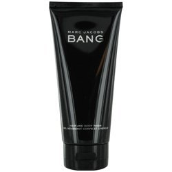 MARC JACOBS BANG by Marc Jacobs for MEN: HAIR AND BODY WASH 6.7 OZ