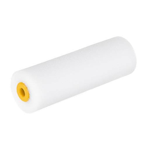 uxcell Paint Roller Cover 4.5 Inch 110mm Mini Sponge Brush for Household Wall Painting Treatment
