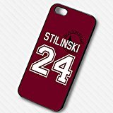 Electronics Teens Best Deals - Stilinski 24 Beacon Hills Lacrosse Teen Wolf for Iphone 6 and Iphone 6s Case