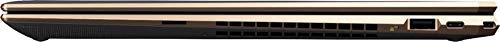 "2019 HP Spectre x360 2-in-1 15.6"" 4K Ultra HD Touchscreen Laptop w/ Digital Pen and Leather Sleeve | 16GB RAM | 512GB SSD+32GOptane | Intel Quad Core i7-10510U | NVIDIA GeForce MX250 | Windows 10"