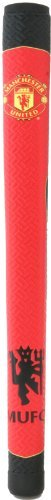 WINN GOLF EXCEL AVS STANDARD PUTTER GRIP. BLACK AND ORANGE. by Winn - Excel Avs Golf Grip