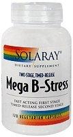 Двухступенчатая Mega B-Stress SOLARAY 120 Caps