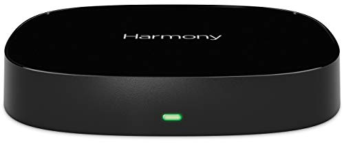 Logitech Harmony Hub Extender Compatible Harmony Remote Easy Device Setup (Renewed)