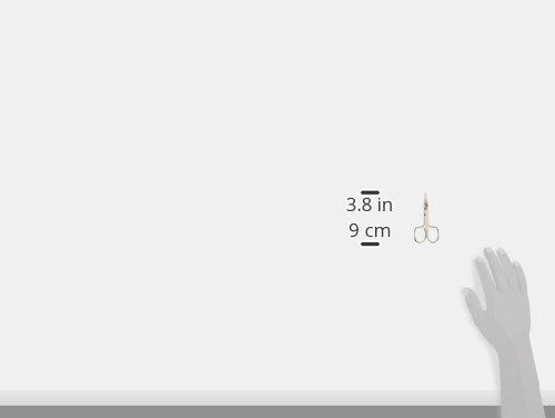 Drei Schwerter | Exklusives 3-teiliges Maniküre - Pediküre - Nagelpflege-Set / Etui | Qualität - Made in Solingen | ECHT LEDER (677105)