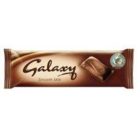 Mars Galaxy Creamy Milk Chocolate Bar 1.6 oz -46g -Sold As Each