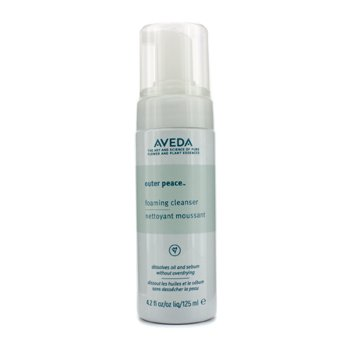 (Aveda Cleanser 4.2 Oz Outer Peace Foaming Cleanser For Women)