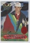 Mark Martin; Jeff Gordon Mark Martin (Trading Card) 1996 Crown Jewels Elite - [Base] - Ruby Treasure Chest #30 - Marks Treasure Chest