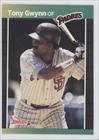 - 1989 Donruss #128 Tony Gwynn - San Diego Padres (Baseball Cards)