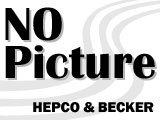 ヘプコ&ベッカーVTX 1300 [SC52], sissybar set without topcase holder 並行輸入品 B005CUGBS8