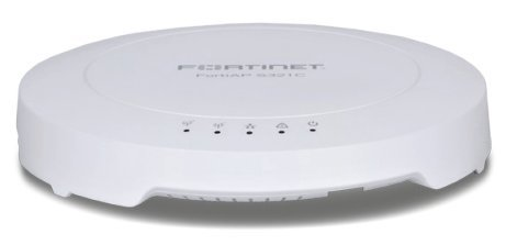 Fortinet | FAP-S321C-A | Fortinet FortiAP-S321C Indoor Cloud or FortiGate Managed Wireless Smart AP - 1 x GE RJ45 LAN port, dual radio with internal antennas (802.11 a/n/ac and 802.11 b/g/n, 3x3 MIMO)