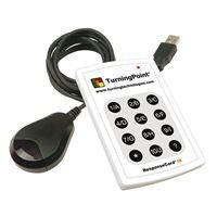Turning Point Teacher Classroom RCIR-02 Clicker IR ResponseCard System- Set of 32 Clickers by ResponseCard