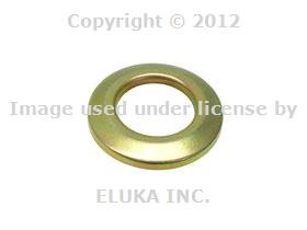BMW Genuine Front Wheel Bearing Hub Dust Cover Cup for (Bmw Dust)