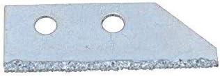 Fugenentferner Pro M/örtel-Kratzrechenwerkzeug f/ür Boden- und Wandfliesen Hochleistungs-M/örtelentfernungswerkzeug 3 St/ück
