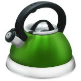 Prime Pacific Whistling Teakettle, Green