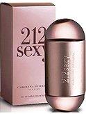 212 Sexy By Carolina Herrera For Women. Eau De Parfum Spray 2.0 Oz.