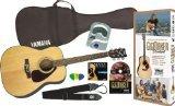 Yamaha Gigmaker Standard Acoustic Guitar Pack, Tobacco Brown Sunburst