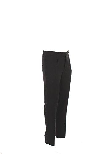 Pantalone Uomo Daniele Alessandrini 48 Nero P3278n7443605 Autunno Inverno 2016/17