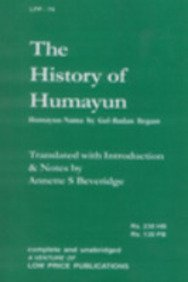 Read Online History of Hamanyun ebook