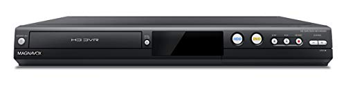 - Magnavox MDR865H HD DVR/DVD Recorder with Digital Tuner (Black) (Renewed)