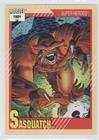 Sasquatch (Trading Card) 1991 Impel Marvel Universe Series 2 - [Base] #31